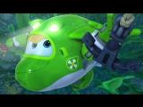 Супер Крылья: Джетт и его друзья - 8. Проблемы с пузырями.