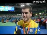 Дуже надіюсь,що ця погань піде з України, - Андрій #Демчук присвятив своє золото воїнам АТО та 2ом загиблим друзям