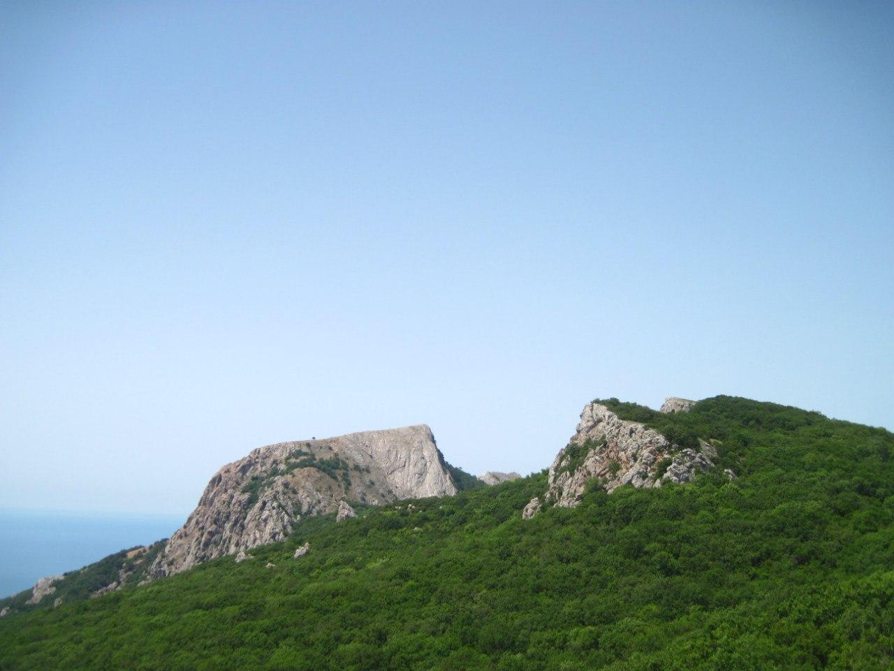 гора Мачук Крым