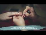 Градиентный (омбре) маникюр гель-лаком