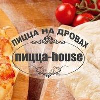 Логотип PIZZA HOUSE / Доставка пиццы в Краснодаре