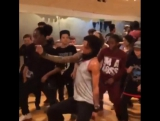 Larry's choreo - Les Twins workshop - April 2014 London