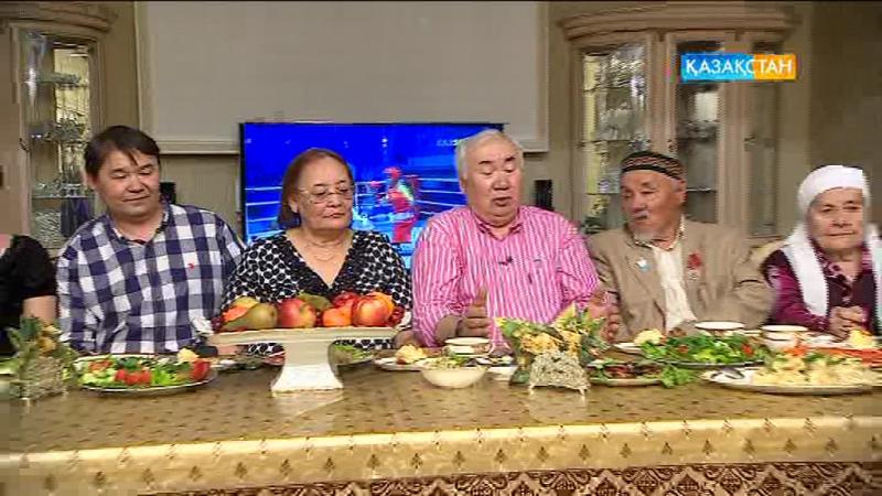 2 шілде 09:00-де «Сенбілік таң» бағдарламасы Серік Рүстембековтың отбасында