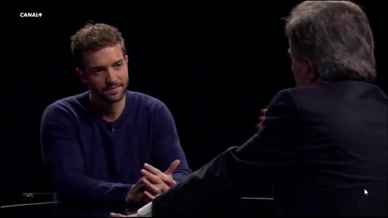 Pablo Alborán es entrevistado por Iñaki Gabilondo en el programa Iñaki de Canal . Emitido el 19 de diciembre de 2015.