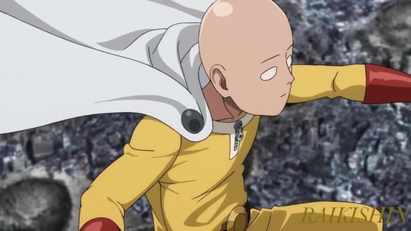 {AMV}_One_Punch_Man_Saitama_vs_Lord_Boros_Tyrant