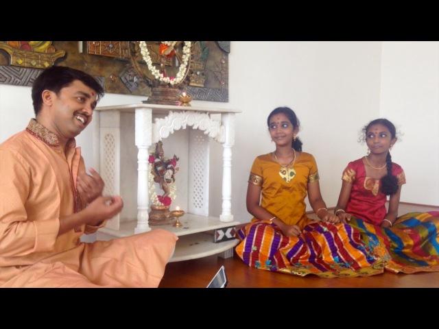 Om Nama Shivaaya - Kuldeep M Pai, Sri Sammohana Shiva Sankeerthana - Vande Guru Paramparaam
