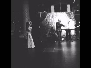 Мария Зайцева и Абдула Битар. Импровизация под оркестр. Часть 1