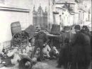Ребенок на баррикадах L'enfant de la barricade 1907