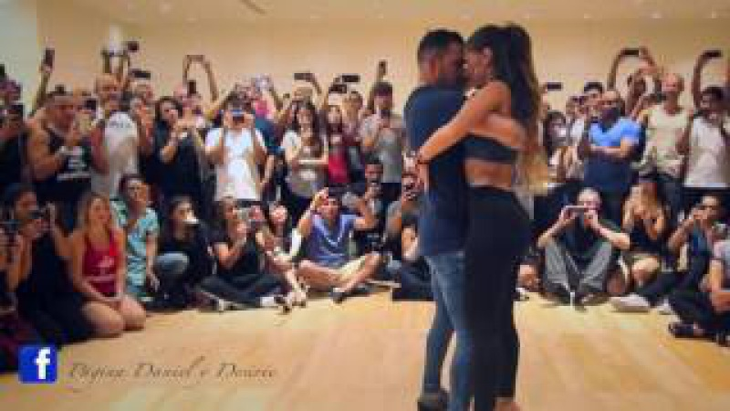 DANIEL Y DESIREE LOS ANGELES - Dont Let Me Down ft. Daya (Version Bachata Dj Khalid)