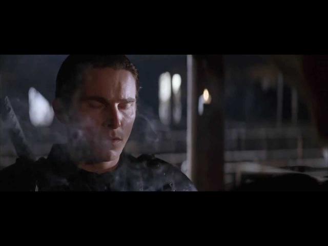 Batman Begins mental training scene League of Shadows 1080p