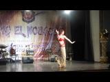 Istomina Olesya - the gold winner International festival