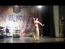 Istomina Olesya - the gold winner International festival TARIQ EL NUGOUM