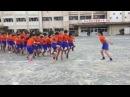 Massive Jump Rope | Niños asiáticos saltan la cuerda
