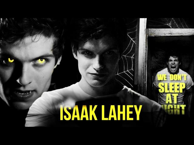 ►Isaac Lahey