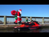 The Next Level of Present Delivery: Sea-Doo SantaDoo 300
