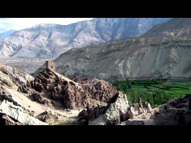 Индия буддийские монастыри окрестности Леха