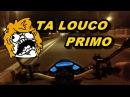 TROVÃO CB1000R AMARELA - EITA MOTO FORTE DA POXA 189KM DE TERCEIRA