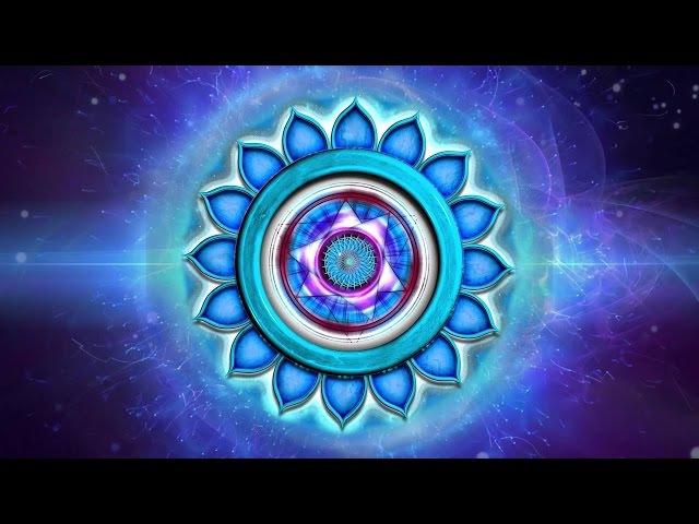 Сольфеджио 741Hz 5 я чакра Пробуждение Интуиции Открытие истинного Самовыражения и Предназначения