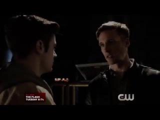 Флэш \ The Flash - 2 сезон 13 серия Промо Extended Welcome to Earth 2 (HD)