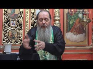 Можно ли православным заходить в храмы иных религий? (прот. Владимир Головин, г. Б...