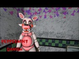 Mangle X Foxy Faded Animation (FNAF SFM) -MANGLE IS FEMALE-