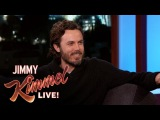 Jimmy Kimmel Gets to Know Casey Affleck