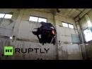 Россиянин собрал беспилотник из игры Half-Life
