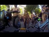 London Naked Biking Club || Hội xe đạp khỏa thân London [18+]