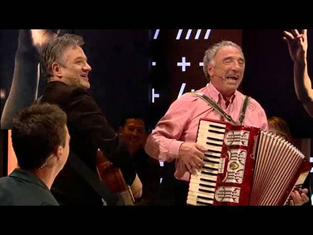 Rocco Granata and Bart Peeters sing Marina