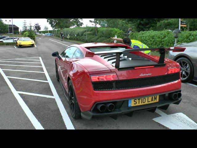 RARE Lamborghini LP570-4 Super Trofeo Stradale 1 of 150!!