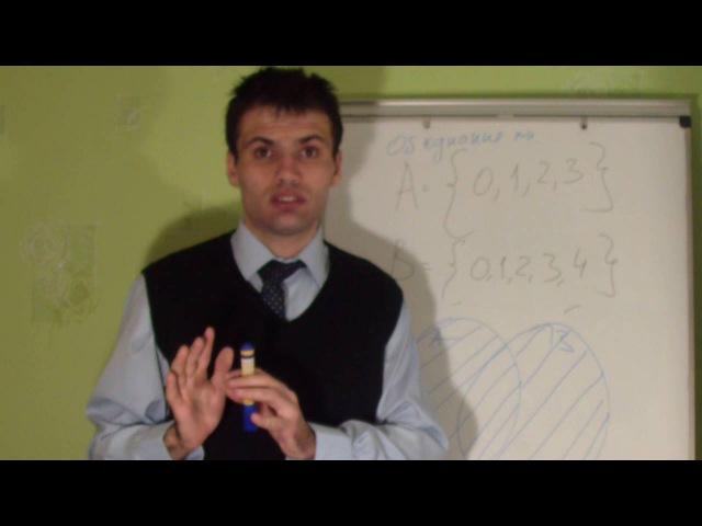 Початки теорії множини