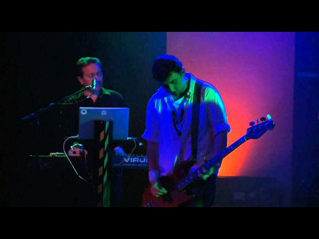 Peter Hook The Light - A Means To An End
