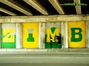 Graffiti Ultras Zimbru Oastea Fiara