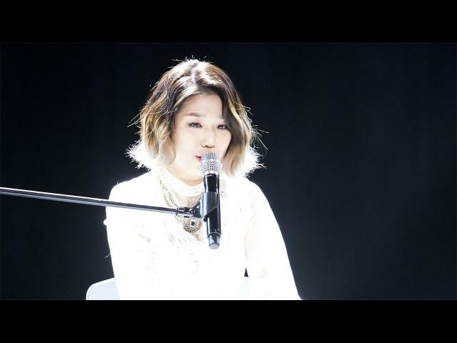 An Ye Eun, a revolution of Audition 'White One Piece' 안예은 '하얀 원피스' 《KPOP STAR 5》K팝스타5 EP17