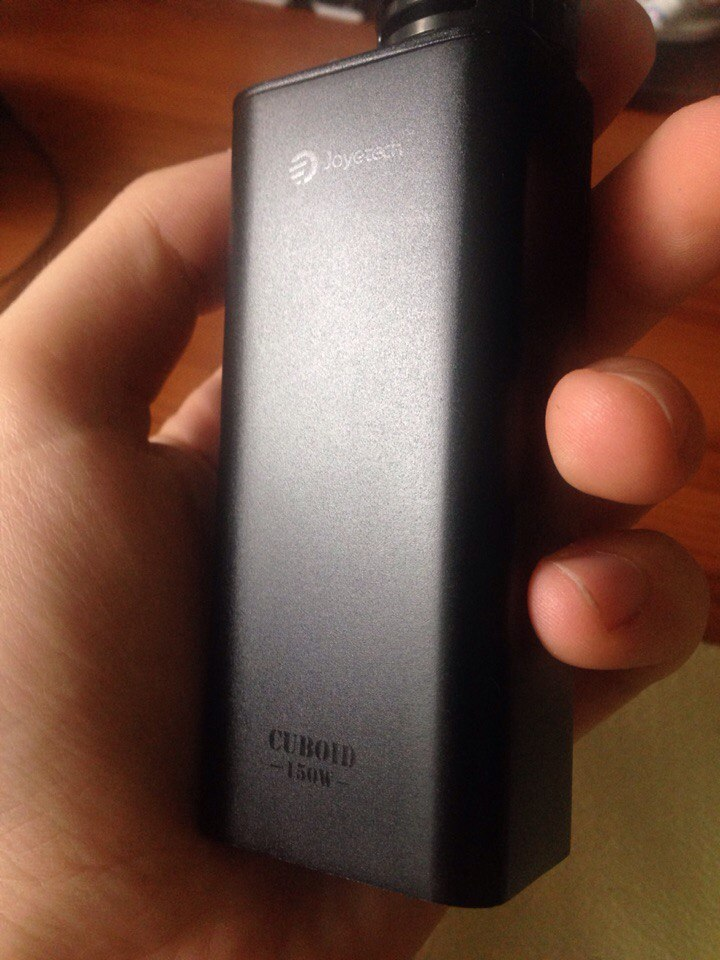 Cuboid 200w + Griffin 25 Top Airoflow 268