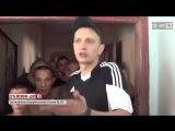 РВУТСЯ... Заключённые колонии хотят воевать за ДНР