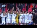 Финал Кубка России: церемония награждения победителей на «Зенит-ТВ»