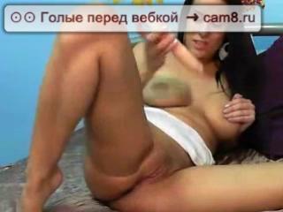 [ShesAFreak.com / Mofos.com] Abigail Mac (Just for Me and You / 10.01.13) [2013 , Brunette, Dildo, Masturbation, Stockings, Solo