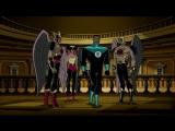 Лига Справедливости [2 сезон] [24 серия] [Мультсериал] [2003]