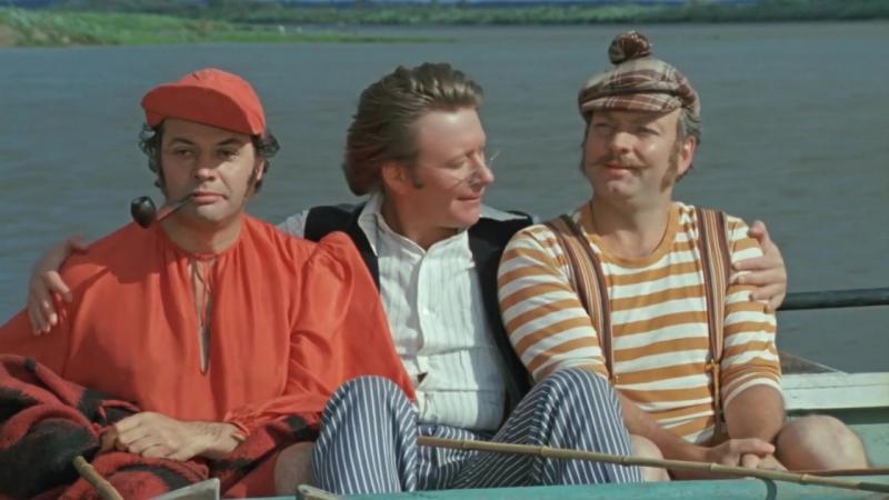 Трое в лодке, не считая собаки 2 серия (1979)