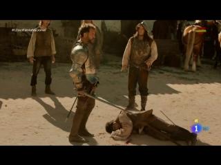 Карл, король и император / Император Карлос / Император Карл / Carlos, Rey Emperador (2015) 6 серия озвучка