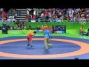 Т.Аскеров - Ф.Молинаро, 65 кг, Олимпийские игры-2016, вырезка из телеканала Боец