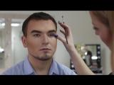 Мужской макияж для фотосессии визажист Филатова Наталья