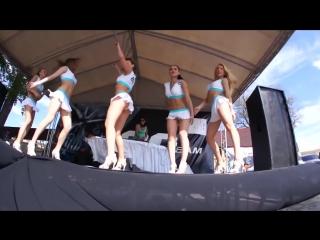 Горячий танец go go на празднике