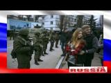 Вежливые люди - quot;зеленые человечикиquot; в Крыму - YouTube