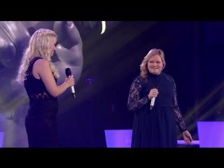 Kirsi Mäkiniemi & Jessica Uussaari - Kuolevainen (The Voice of Finland)