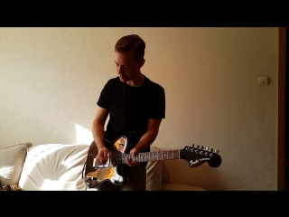 Muse - Unnatural Selection guitar cover
