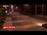 Трое пьяных краснодарцев чудом выжили в ДТП в центре города