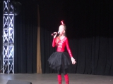 Цирк Шапито. Кристина Ракул