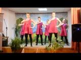 Смотр художественной самодеятельности. СДК Рязанские сады. Танец
